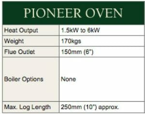clearview-pioneer-oven-spec